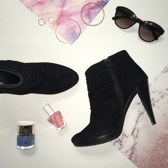 💚Ankle boots booties 7